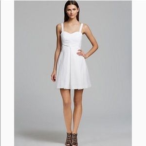 REBECCA MINKOFF, Size 8, Cielo Fit and Flare Dress